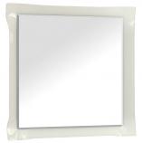 Зеркало ПАЛЕРМО 75 белое