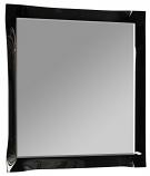 Зеркало ПАЛЕРМО 75 черное