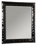 Зеркало МОДЕНА 75 черное