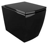 Унитаз подвесной ARCUS G-050 черный