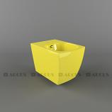 Биде ARCUS G-713 желтое
