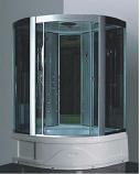 Душевая кабина AQUAMARINE OSK 8610 (135*135)
