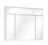 Шкаф-зеркало ONIKA СИГМА 90.01