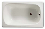 Стальная ванна ROCA CONTESA 120см
