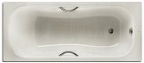 Стальная ванна ROCA PRINCESS N 150см