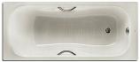 Стальная ванна ROCA PRINCESS N 160см