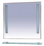 Зеркало MISTY ЛИКА 105 с полочкой