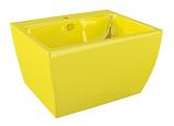 Раковина ARCUS G-338 желтый